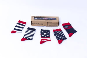 Women's Size Patriot Socks