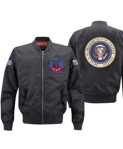 President Trump Flight Jacket