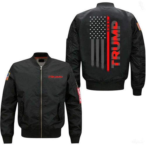 Trump Redline Flight Jacket