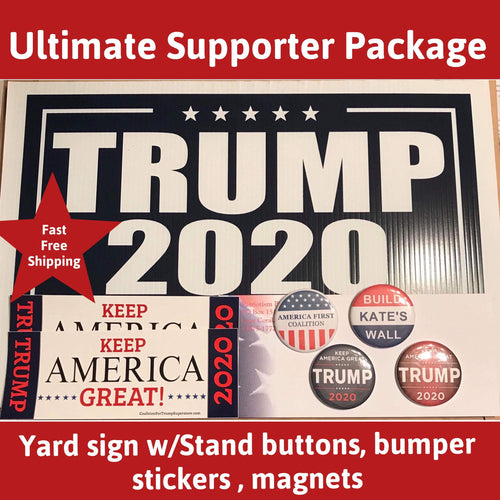 Trump 2020 Supporter Package
