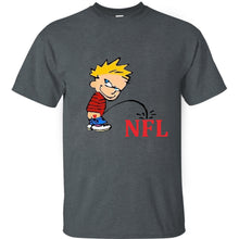 Load image into Gallery viewer, Piss on the NFL Tee