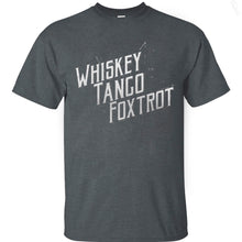 Load image into Gallery viewer, Whisky Tango Foxtrot Tee