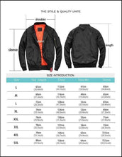 Load image into Gallery viewer, US Navy Veteran Flight Bomber Jacket