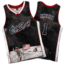 Load image into Gallery viewer, Team USA Galaxy Jersey