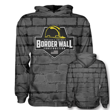 Load image into Gallery viewer, Border Wall Construction Hoodie