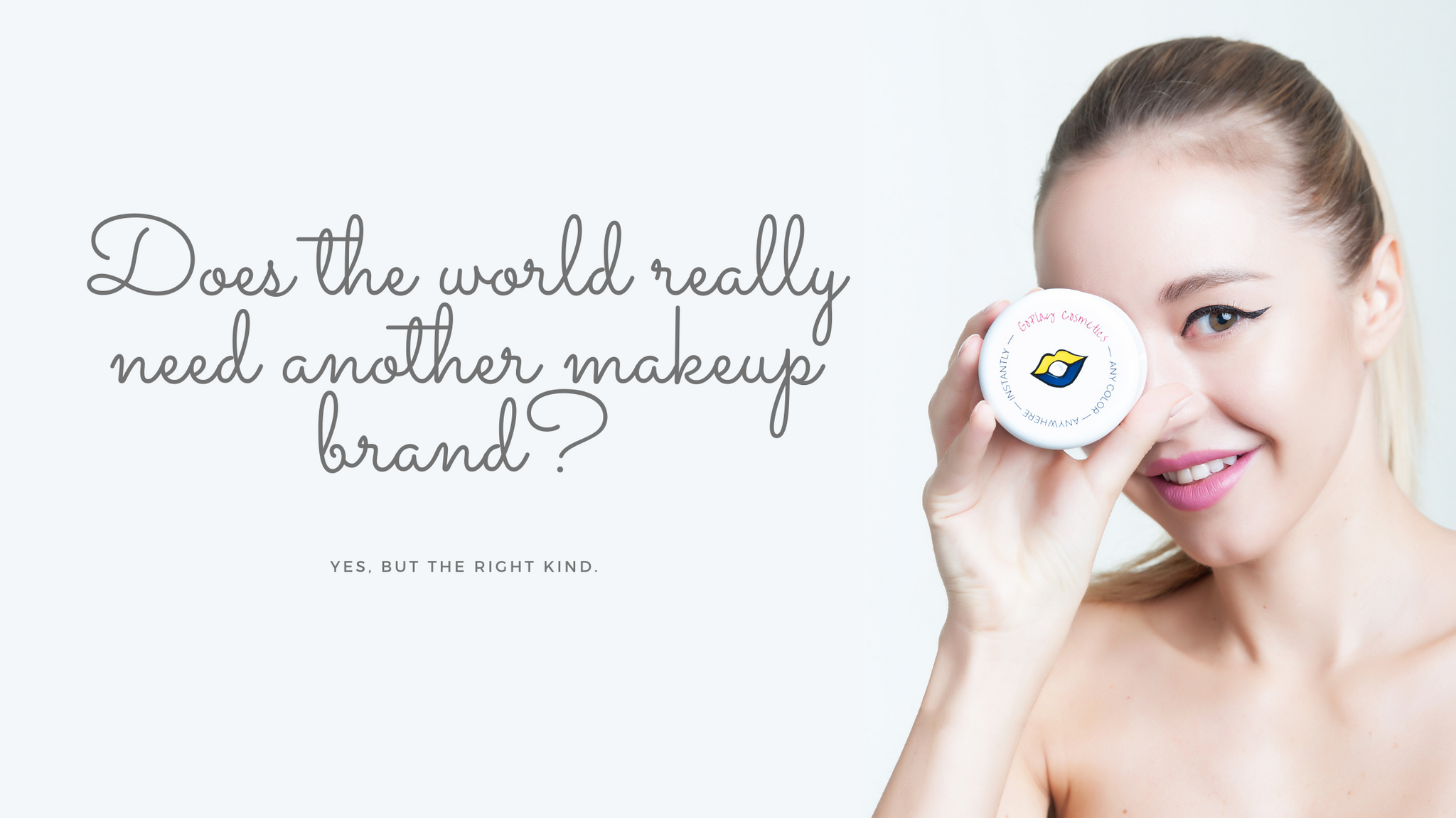 GoPlay Cosmetics - About us