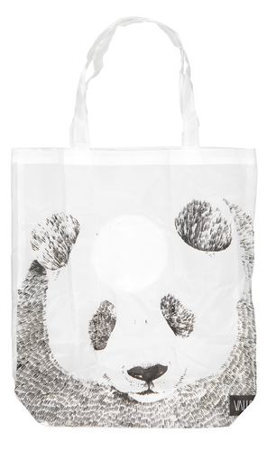 Amos Fold-Away Tote Bag by Vallila