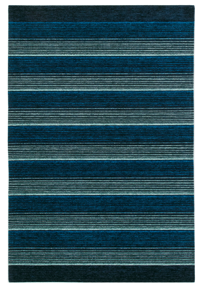 Kanerva Rug - Blue by Vallila