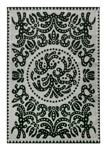 Inari Rug - Grey by Vallila