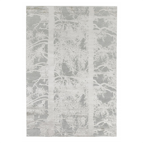 Kelohonka Effect Rug - Grey by Vallila