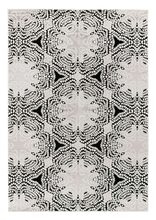 Load image into Gallery viewer, Kuura Rug - Black by Vallila