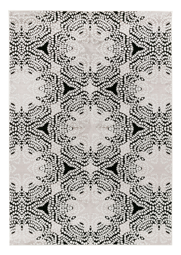 Kuura Rug - Black by Vallila