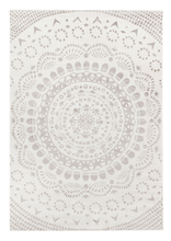 Load image into Gallery viewer, Medaljonki Rug - Beige by Vallila