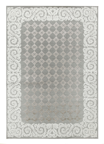 Pilar Rug - Grey by Vallila