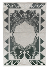 Load image into Gallery viewer, Turtle Rug - Taupe by Vallila