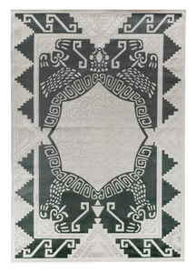 Turtle Rug - Taupe by Vallila