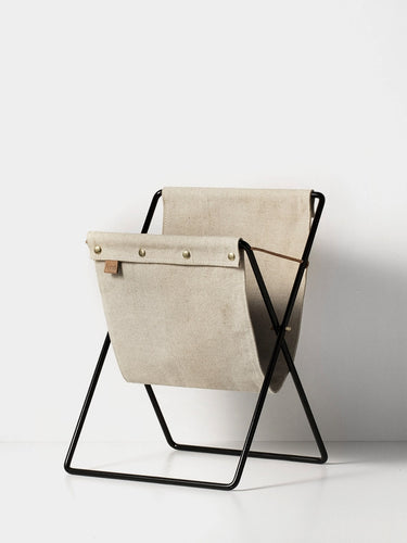 Herman Magazine Stand by fermLIVING
