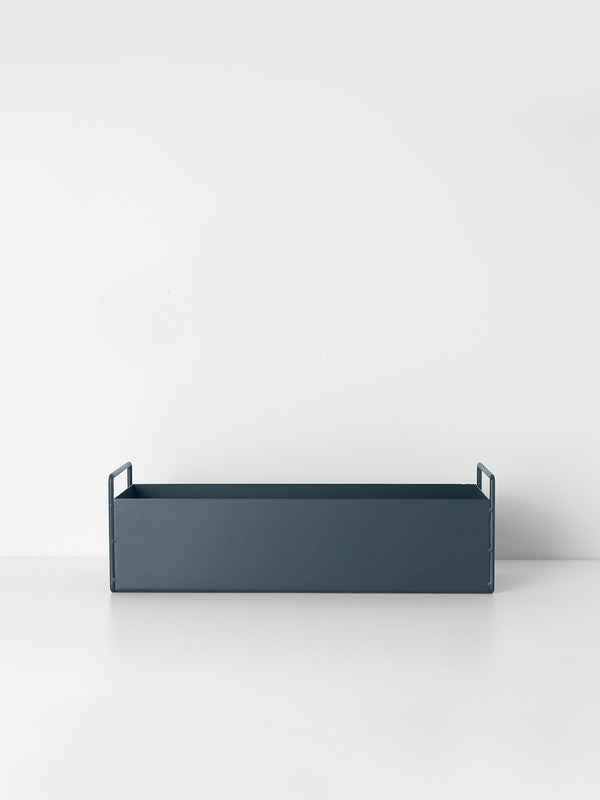 Plant Box Grey - Small by fermLIVING