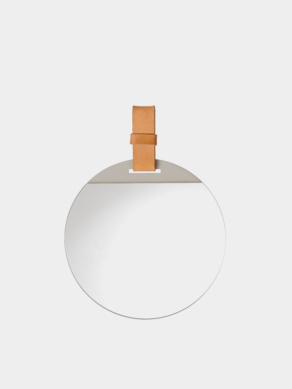 Enter Mirror - Small by fermLIVING