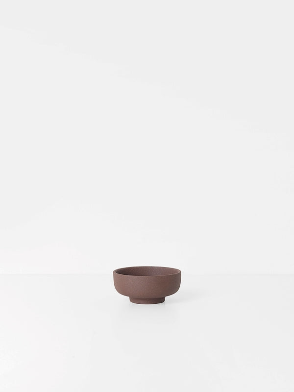 Sekki Salt Jar - Rust by fermLIVING