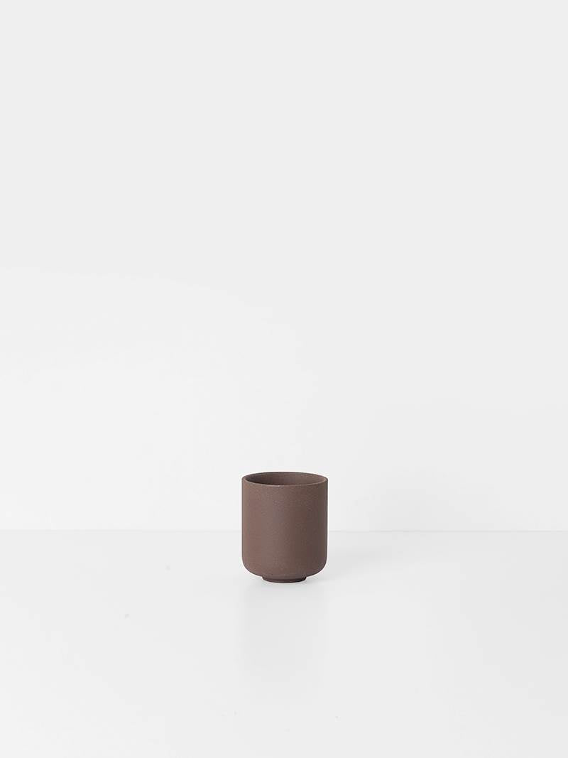 Sekki Cup Small - Rust by fermLIVING