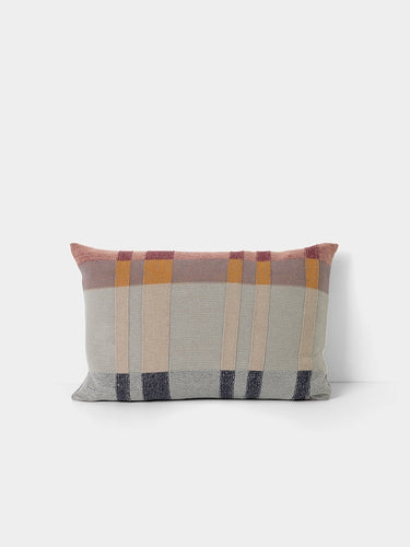 Medley Knit Cushion - Mint - Large by fermLIVING
