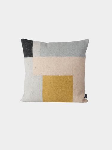 Kelim Cushion - Squares by fermLIVING