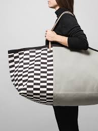 Herman Big Bag - Grey by fermLIVING