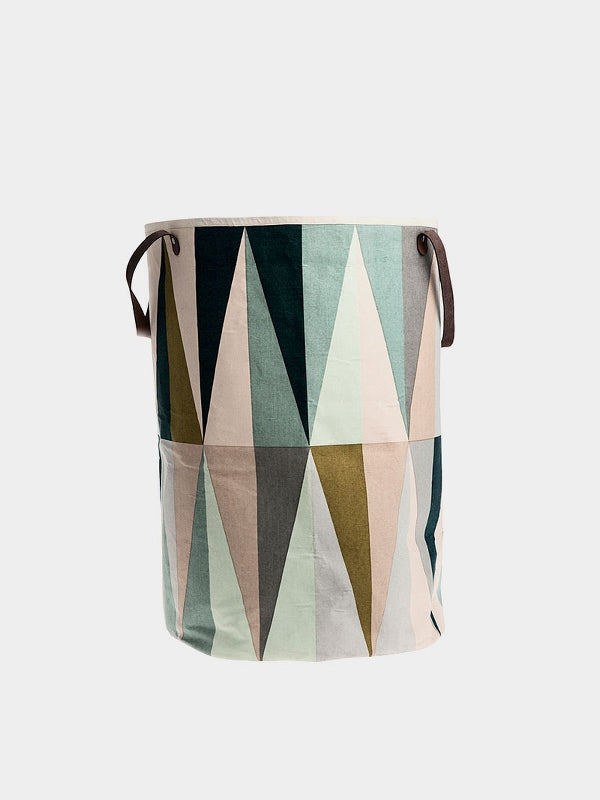 Spear Laundry Basket by fermLIVING