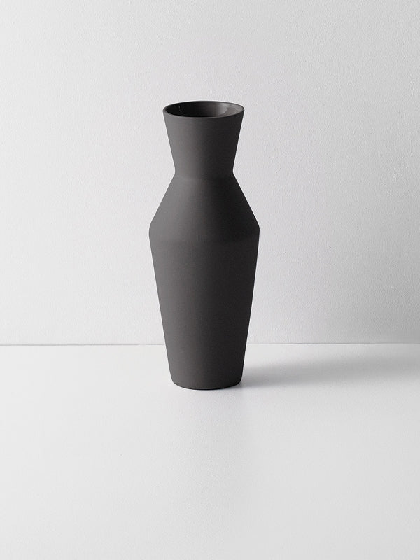 Sculpt Vase Corset - Dark Grey by fermLIVING