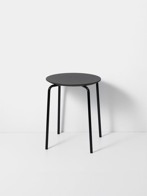 Herman Stool - Black by fermLIVING