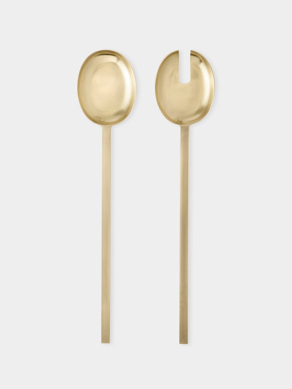 Fein Salad Servers by fermLIVING