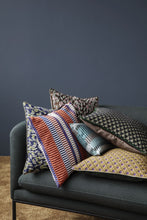 Load image into Gallery viewer, Salon Cushion - Pleat - Rust by fermLIVING