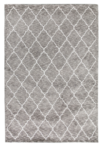 Helium Rug - Grey by Vallila