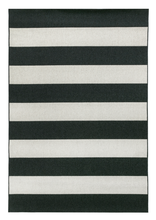 Load image into Gallery viewer, Raita Wool Rug - B&W by Vallila