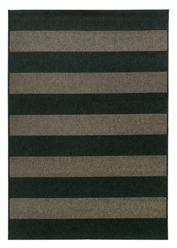 Raita Wool Rug - Brown by Vallila