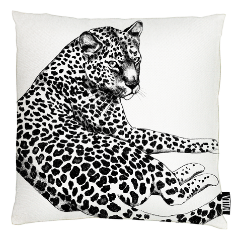 Siesta Cats Cushion Cover by Vallila