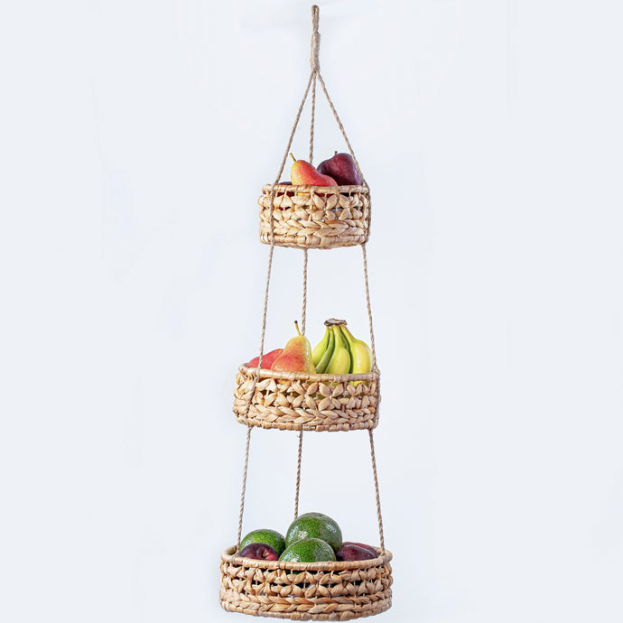 3 Tier Hanging Basket