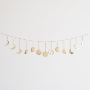 Moon Decor | Wall Hanging