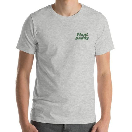 Plant Daddy Tee | Plant Lover T-shirt