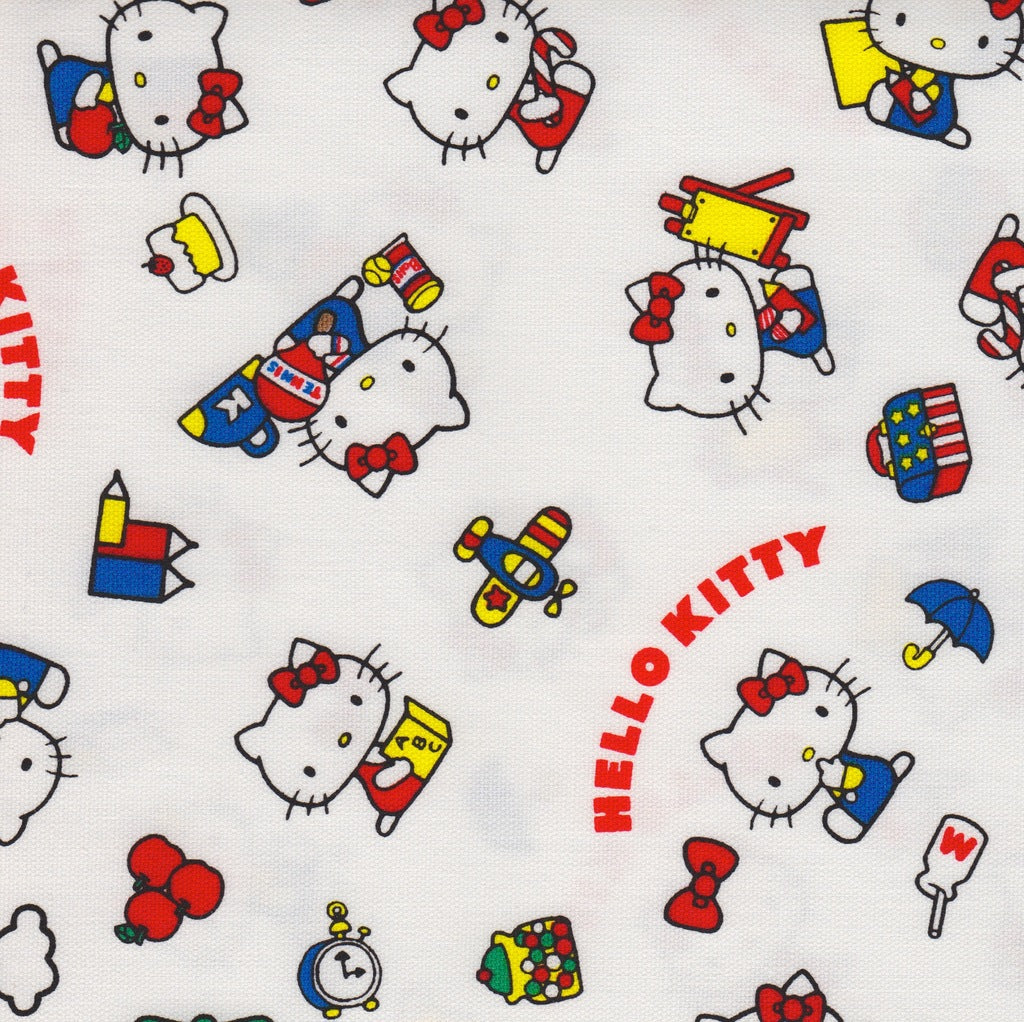 Hello Kitty Classic White