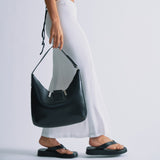 THE DEVIN LEATHER HANDBAG