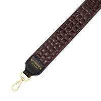 THE NV BRANDED STRAP GOLD