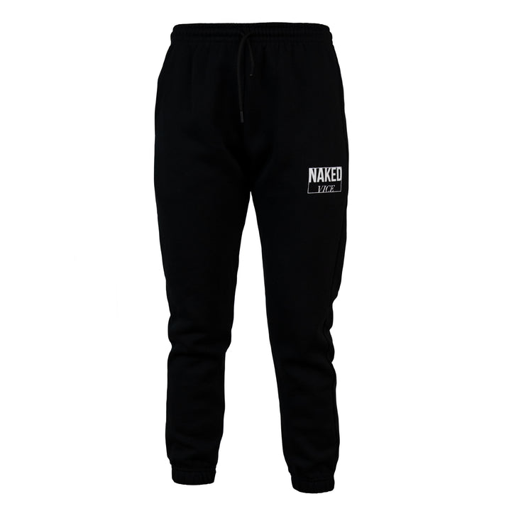 THE UNISEX TRACKSUIT PANT BLACK