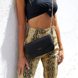 THE GISELLE GOLD SIDE BAG - PRE ORDER