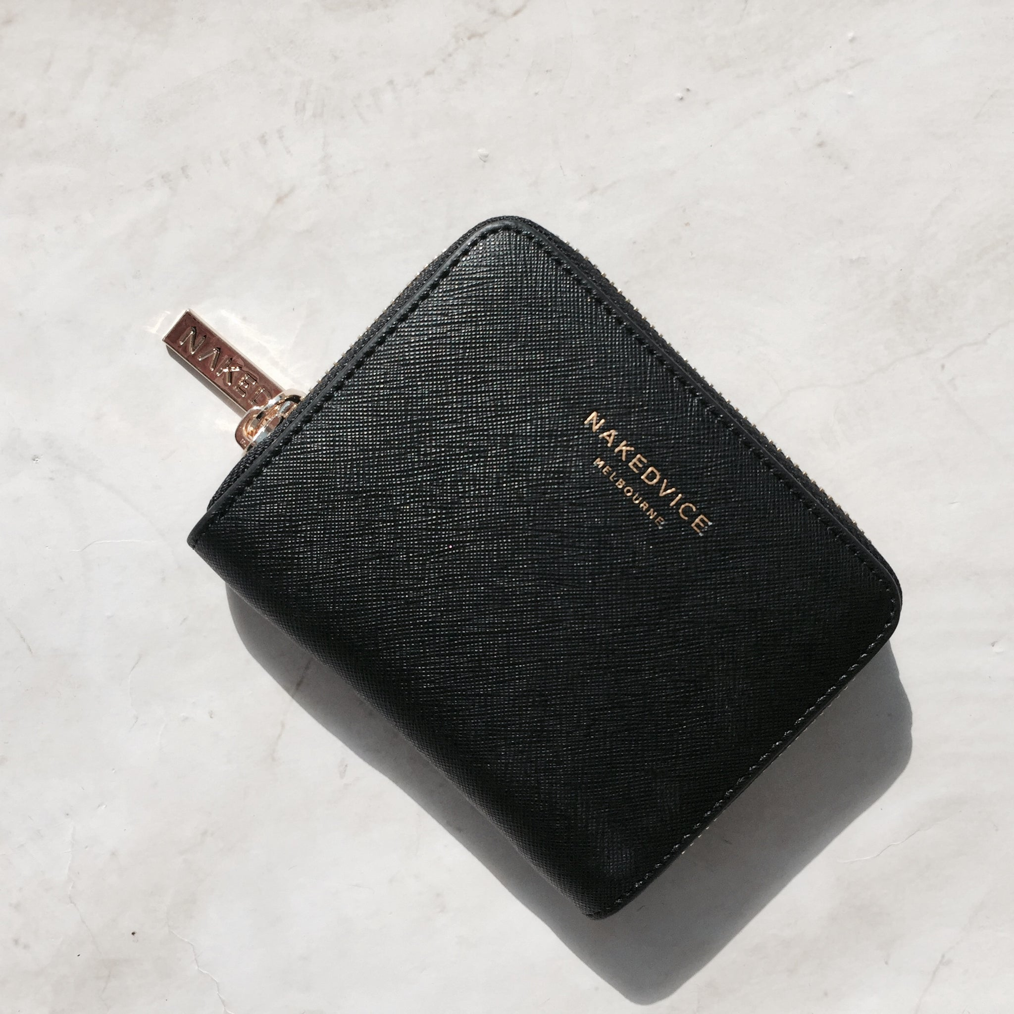 THE YAN GOLD WALLET