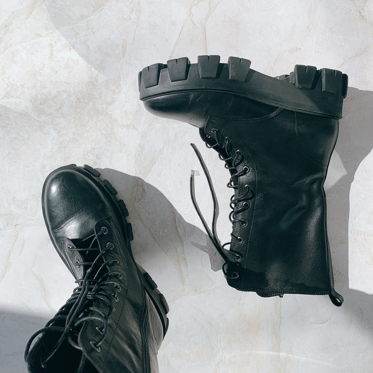 THE NV COMBAT BOOT