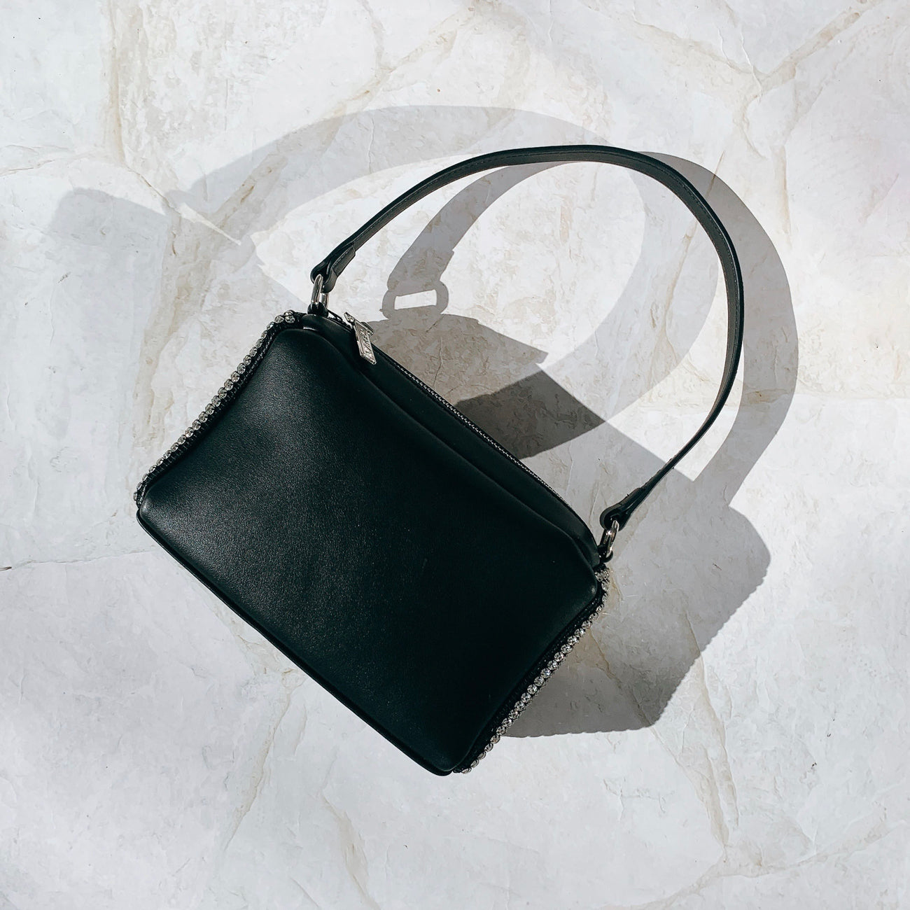 THE SASHA SHORT STRAP BAG