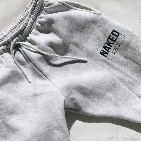 THE UNISEX TRACKSUIT PANT GREY