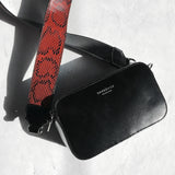 THE MET SNAKE SIDE BAG - PRE ORDER